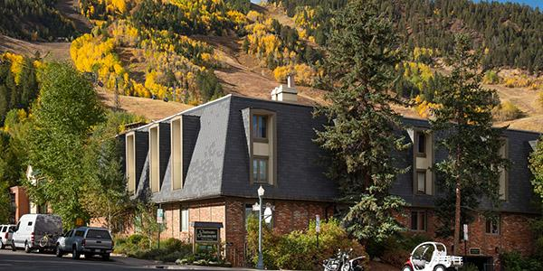Chateau Chaumont Condos in Aspen
