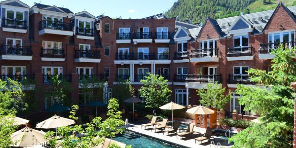 Hyatt Grand Aspen Condo Rentals